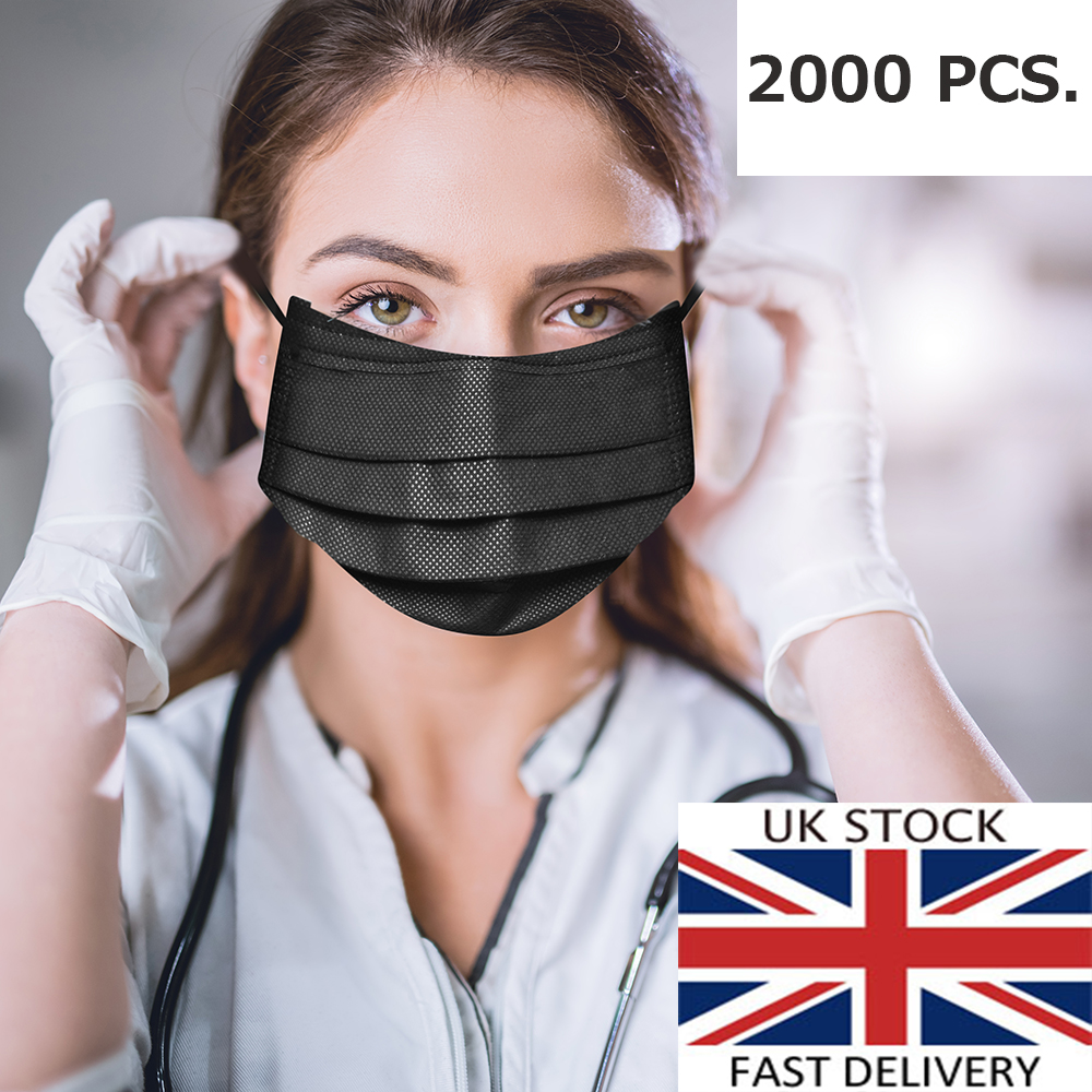 surgical mask flu 100